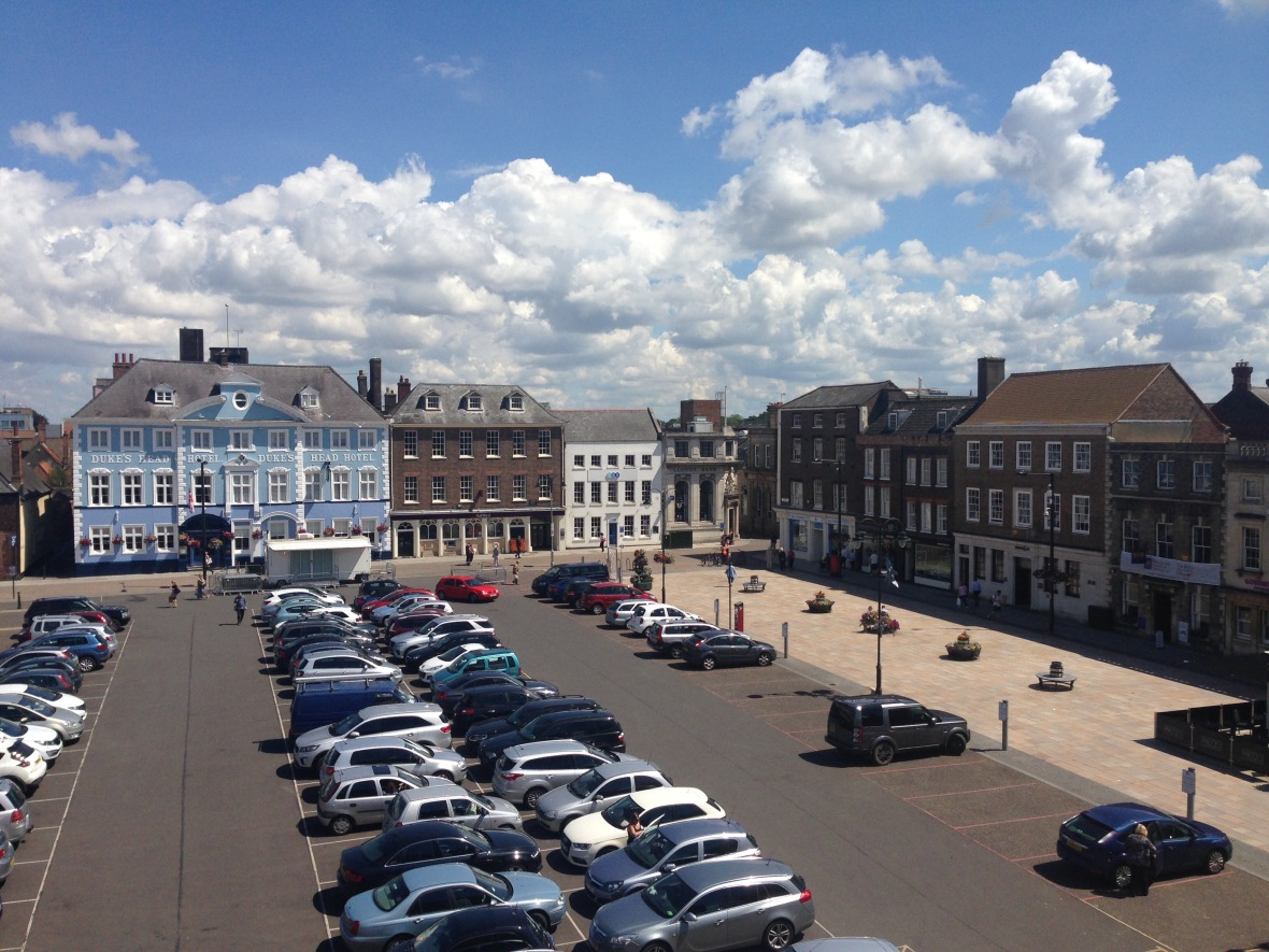Tuesday Market Place, King's Lynn